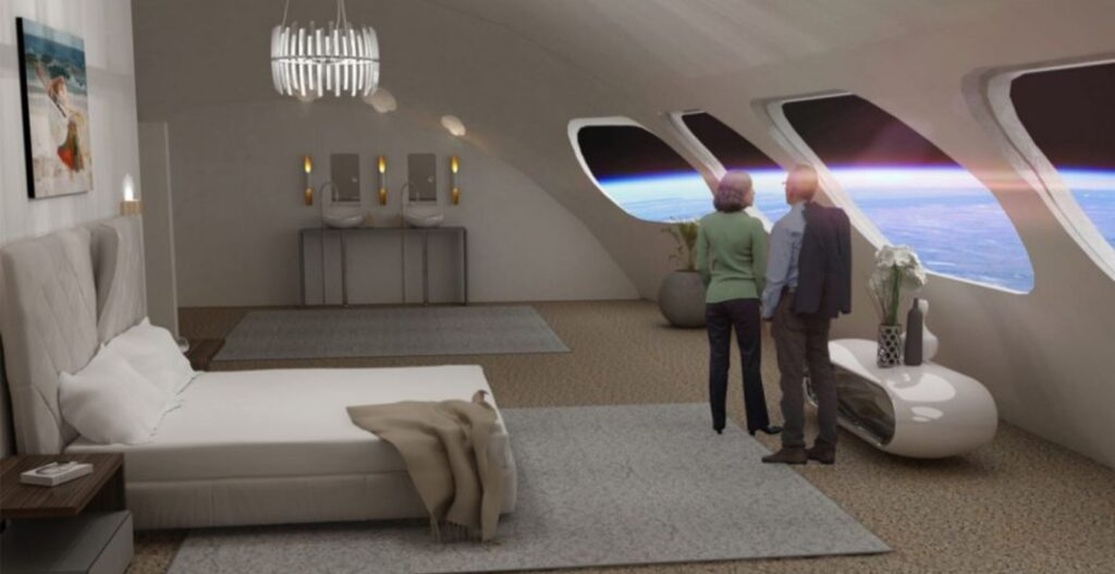 hotel spaziale voyager 2027