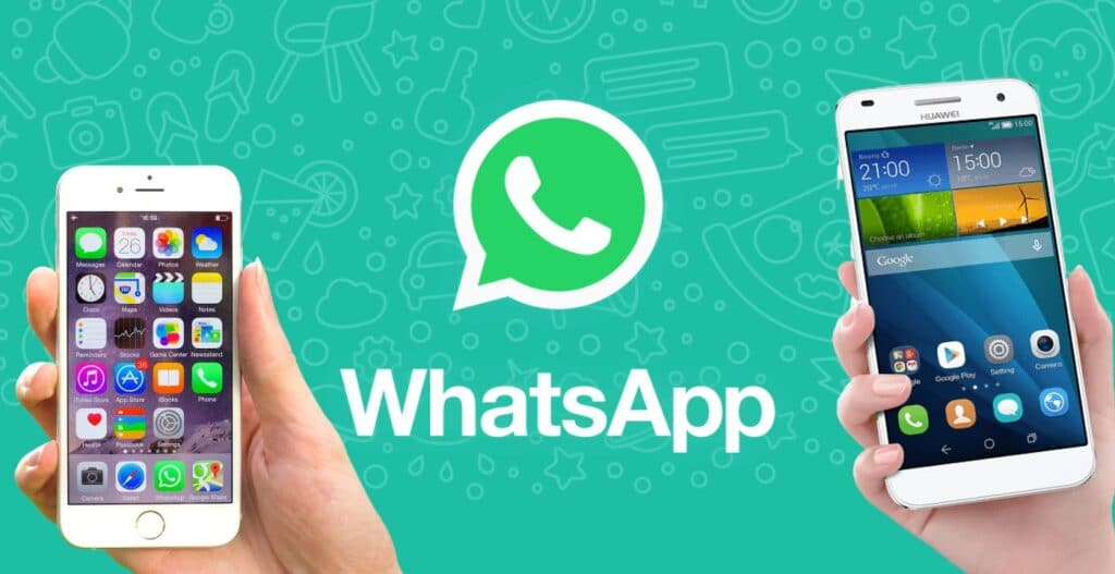 whatsapp chat ios android trasferimento
