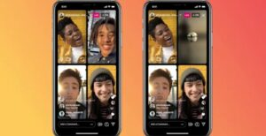 instagram live senza video solo audio