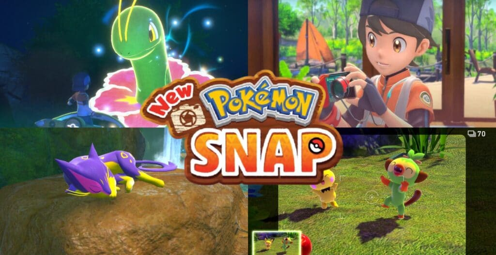 New Pokémon Snap_ uscita su Switch, prezzo e trailer